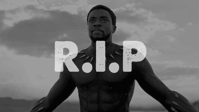 Chadwick Boseman - balck panther qua đời vì ung thư trực tràng