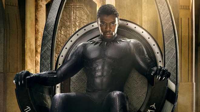 black panther mất