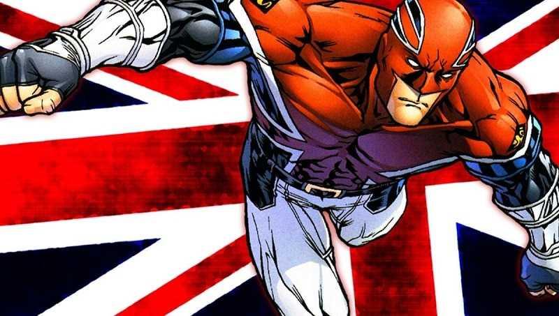 hồ sơ nhân vật Captain Britain
