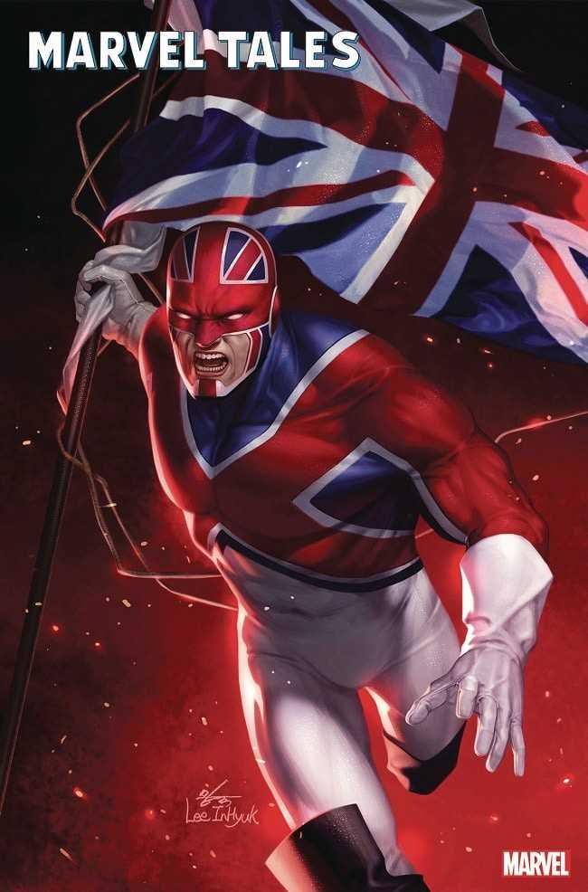 nhân vật Captain Britain