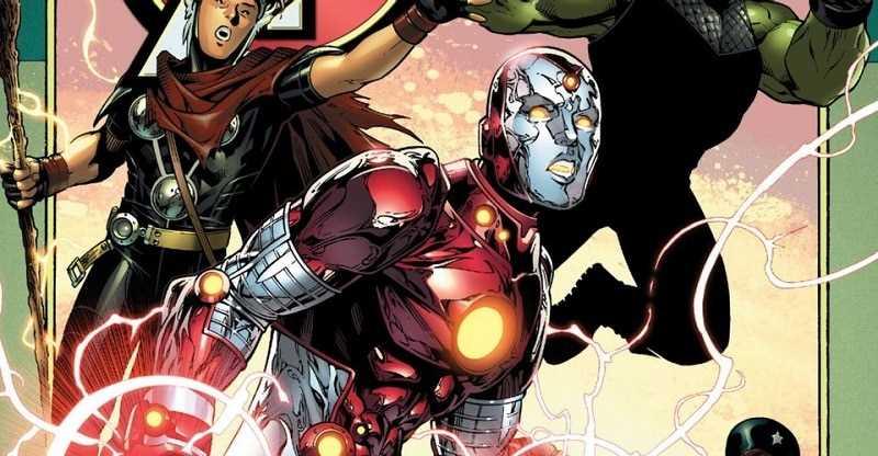 nhân vật Iron Lad