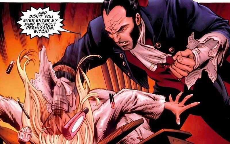 sức mạnh của nhân vật Sebastian-Shaw