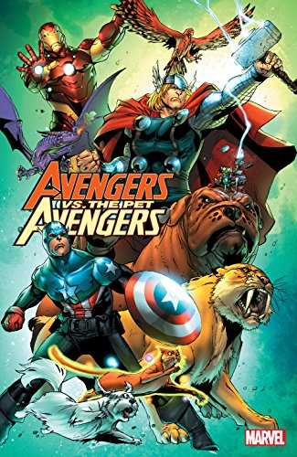 Pet Avengers và nhóm Avengers