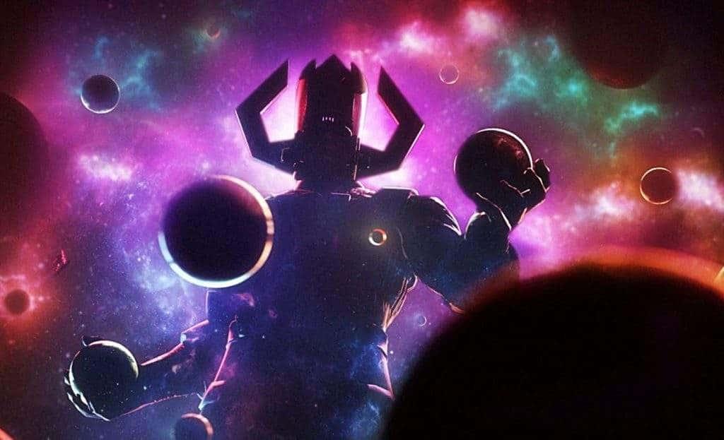 sức mạnh của Galactus