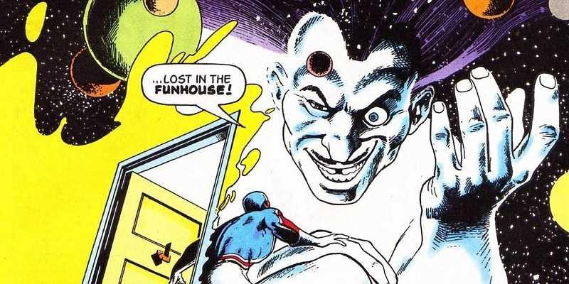 sức mạnh của nhân vật Jim Jaspers