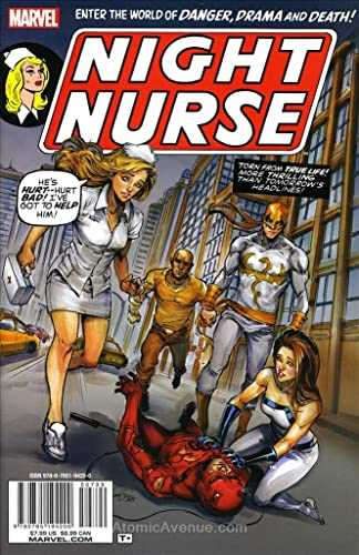 sức mạnh của night nurse