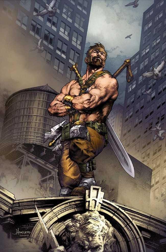 sức mạnh của nhân vật Hercules