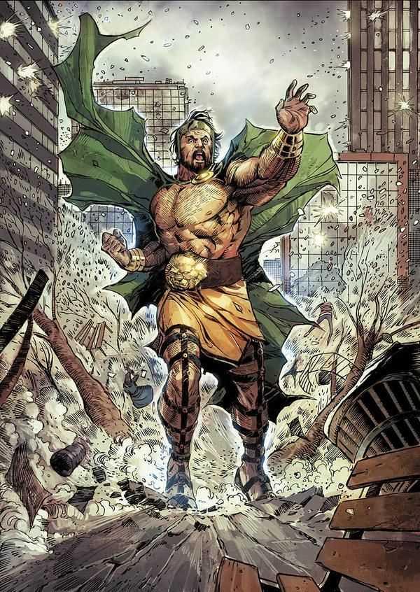tiểu sử nhân vật Hercules