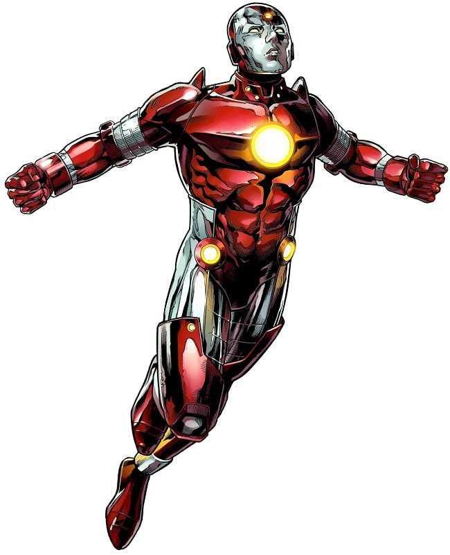tiểu sử nhân vật Iron Lad