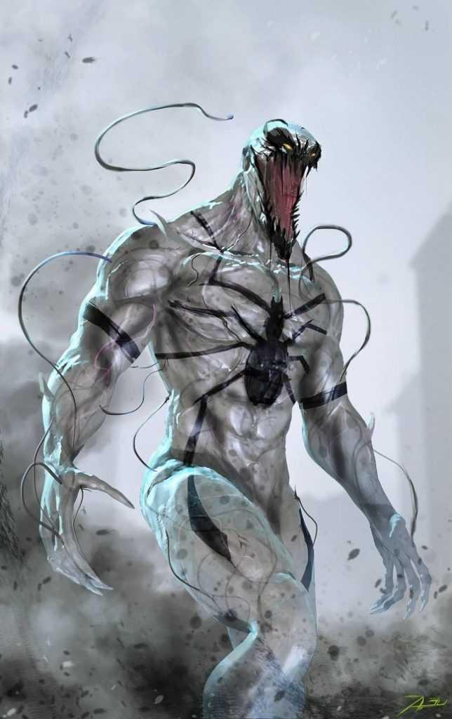 tiểu sử nhân vật anti-venom