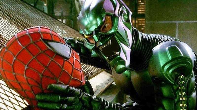 Green Goblin và người nhện