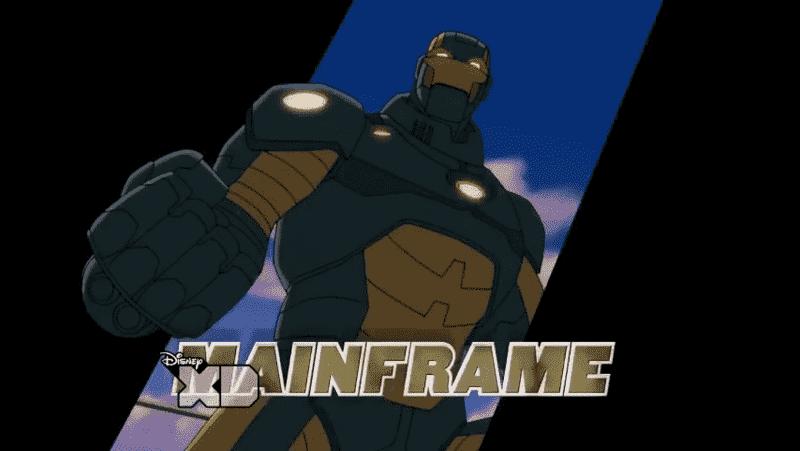 MAINFRAME comic