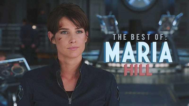 hồ sơ nhân vật Maria Hill