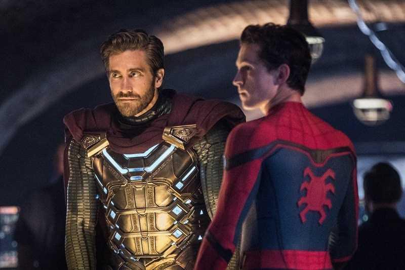 Mysterio và người nhện