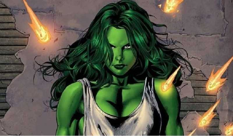 hồ sơ nhân vật She Hulk