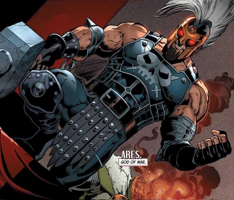 khả năng của Ares