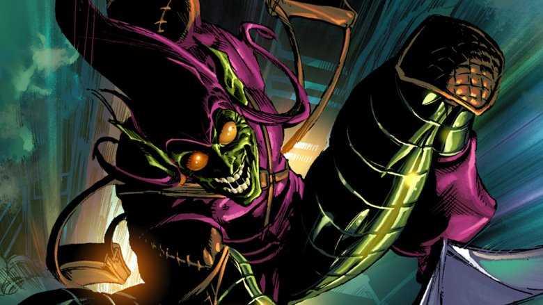 nhân vật Green Goblin