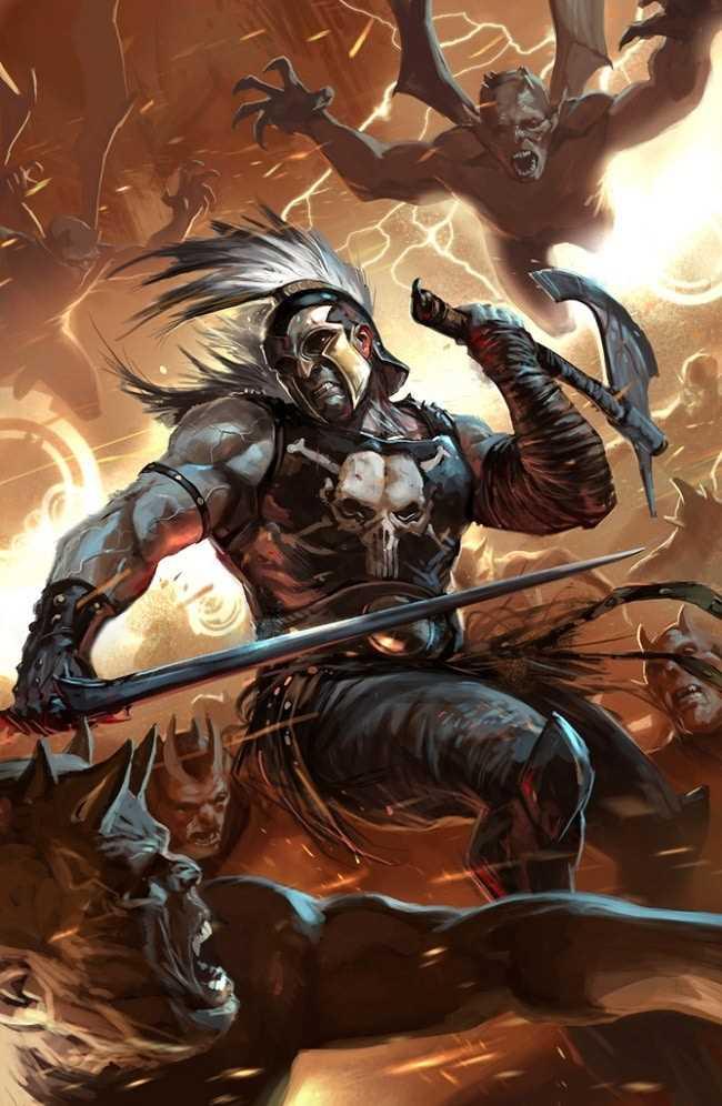 sức mạnh của Ares