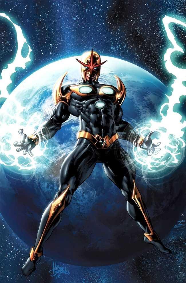 sức mạnh của Nova