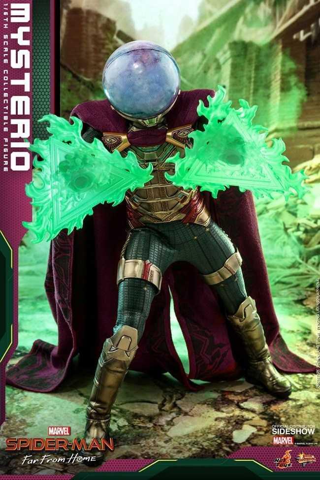 tiểu sử nhân vật Mysterio