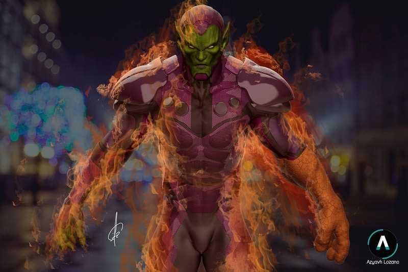 nhân vật Super Skrull