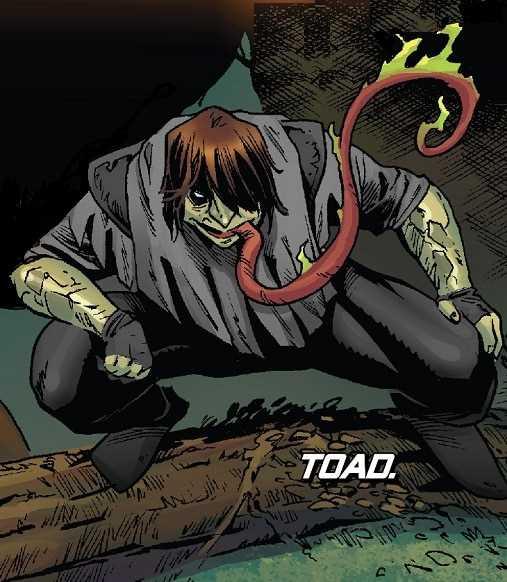 nhân vật Toad
