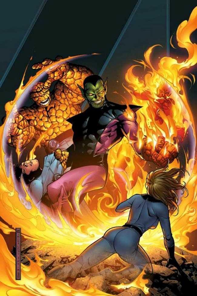 tiểu sử nhân vật Super Skrull