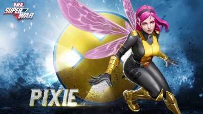 hồ sơ nhân vật Pixie