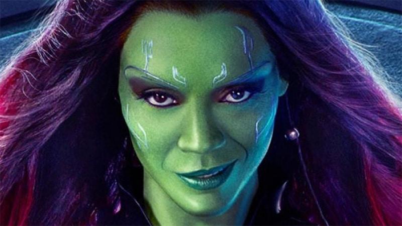 Top 7: Gamora
