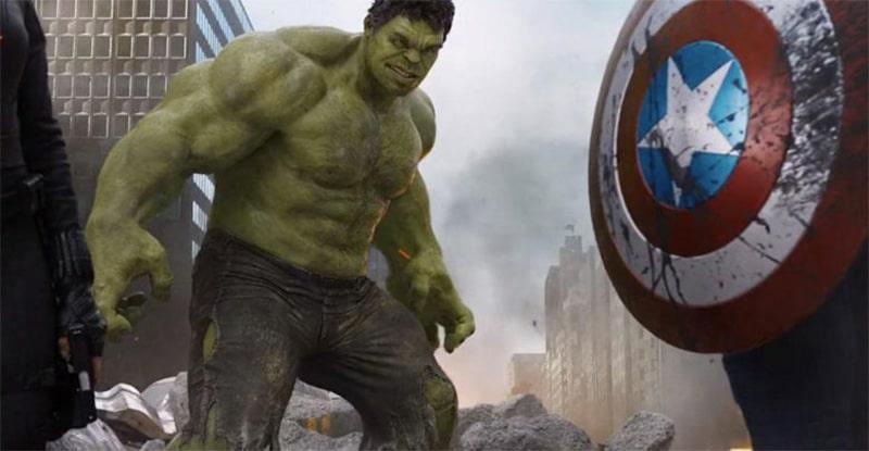 Top 6: Hulk