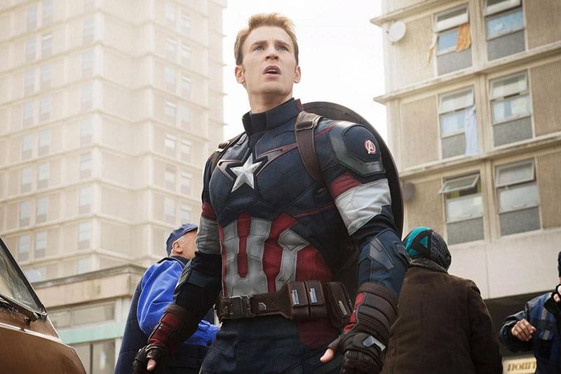 Top 9: Captain America