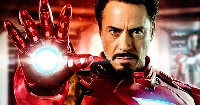 Top 5: Iron Man