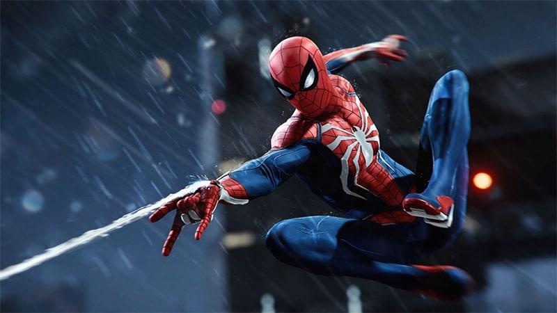 Top 10: Spider-Man