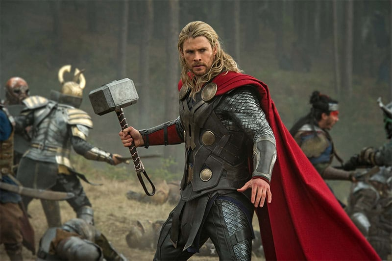 Top 2: Thor