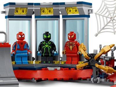 Lego Marvel Super Heroes, Lego Spiderman - đồ chơi chính hãng, giá tốt tại marvelvietnam.com